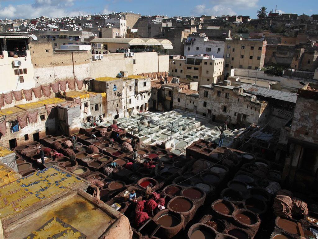Trésors du royaume berbère - voyage culturel Maroc
