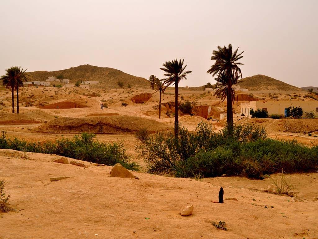 Randonnée équitable sud marocain