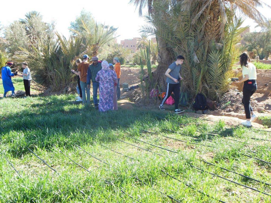 Voyage solidaire Maroc - A la rencontre des tribus du sud