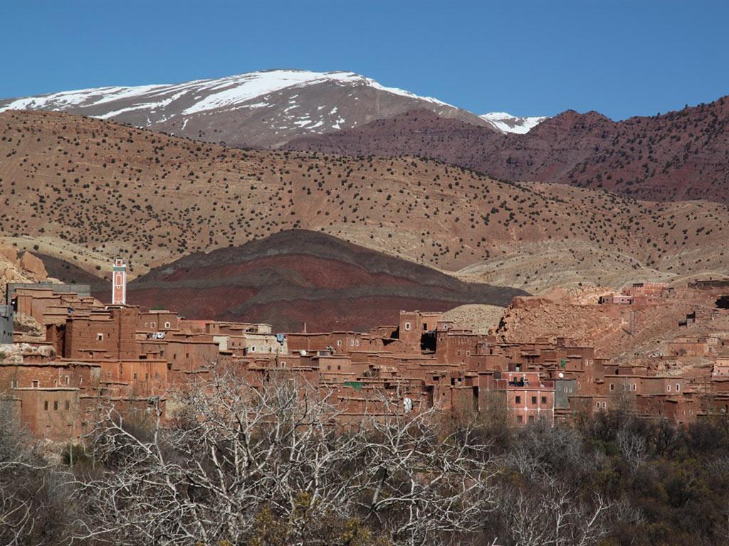 Villes, montagnes et océan - circuit au Maroc
