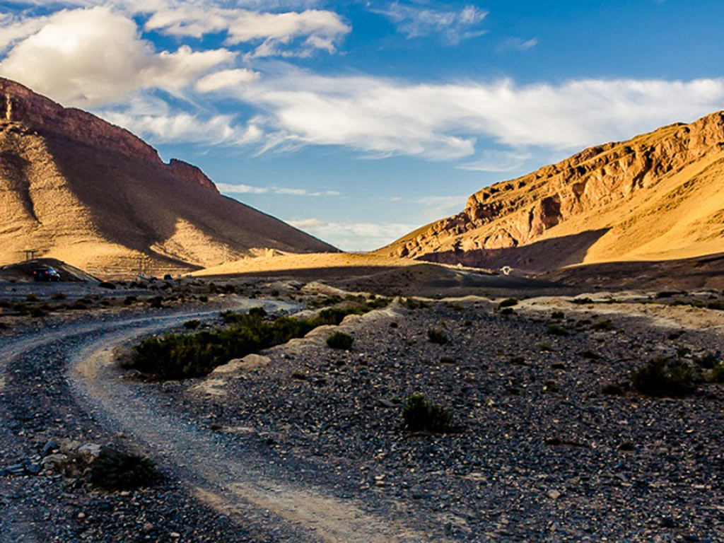 Sahara marocain en 4x4