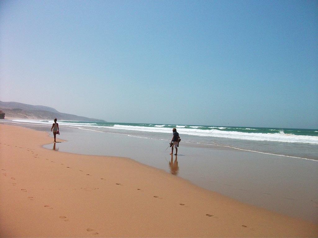 Randonnée atlantique Essaouira Maroc